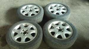 К-т оригинальных дисков W220 R16 A2204010102