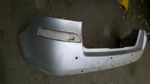 Бампер задний  Opel Zafira B 2005>