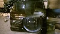 Дверь багажника со стеклом Pajero 3 3.2 DI-D 4М41