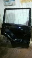 Дверь задняя правая с накладкой Pajero 3 3.2 DI-D 4М41