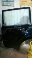 Дверь задняя с накладкой Mitsubishi Pajero 3