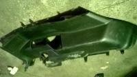 Облицовка багажника левая, правая  Mitsubishi Pajero 3