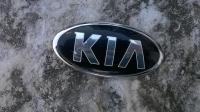 Эмблема в бампер KIA