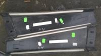 Комплект накладок на центральные стойки Polo