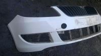 Бампер передний с решеткой Skoda Fabia 5JU807221