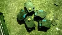 Комплект моторчиков управления заслонками отопителя S60