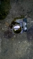 Заслонка дроссельная S60 2,4t