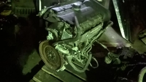 Двигатель Volvo B5244T3