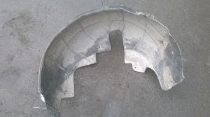 Локер задний левый Skoda Octavia (A7) 5Е0810969В
