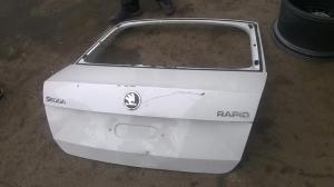 Дверь багажника Skoda Rapid