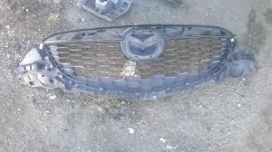 Решетка радиатора Mazda CX-5