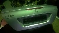 Крышка багажника W-211