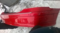 Бампер задний W203 седан (с усилителем)