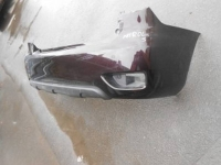 Бампер задний Nissan Patrol Y 62 (мелкие дефекты)