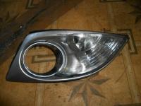 Корпус противотуманной фары левой Mazda CX 7