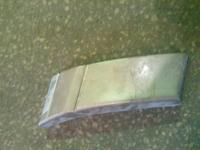 Молдинг правой задней арки W126