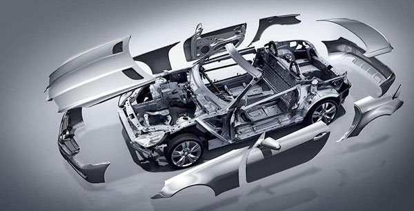 Автомобили в разборе